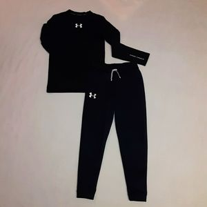 Boy's youth XL under ARMOUR athletic soft lined